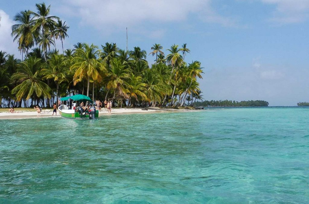 12 DAYS TOUR IN PANAMA MY ITINERARY AND MAP PELIKAN ISLAND