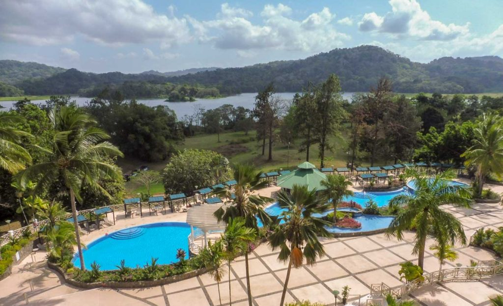 HOTEL GAMBOA near panama canal and national parks and forests