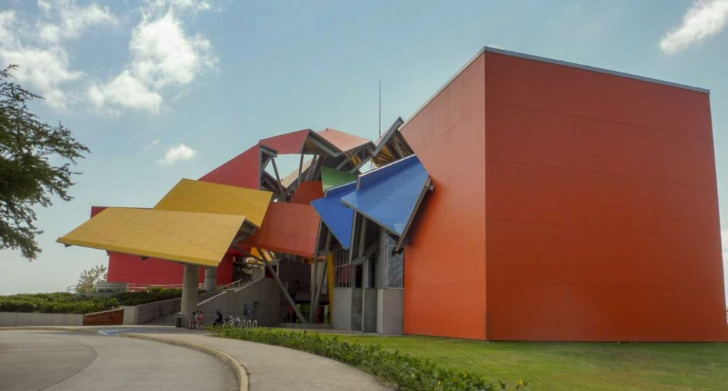 PANAMA CITY IN ONE DAY THE MUSEUM OF DIVERSITY