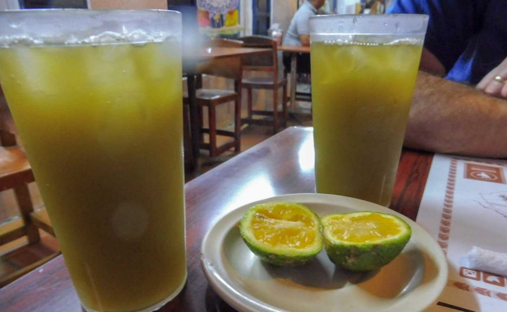 1 day in Panama City restaurant El Trapiche drinks
