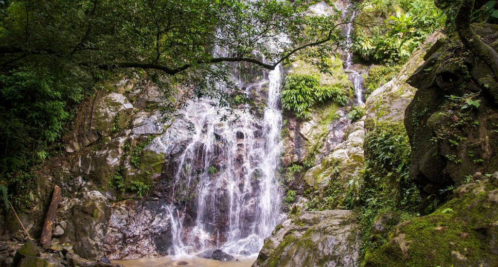 what to do in minca waterfall