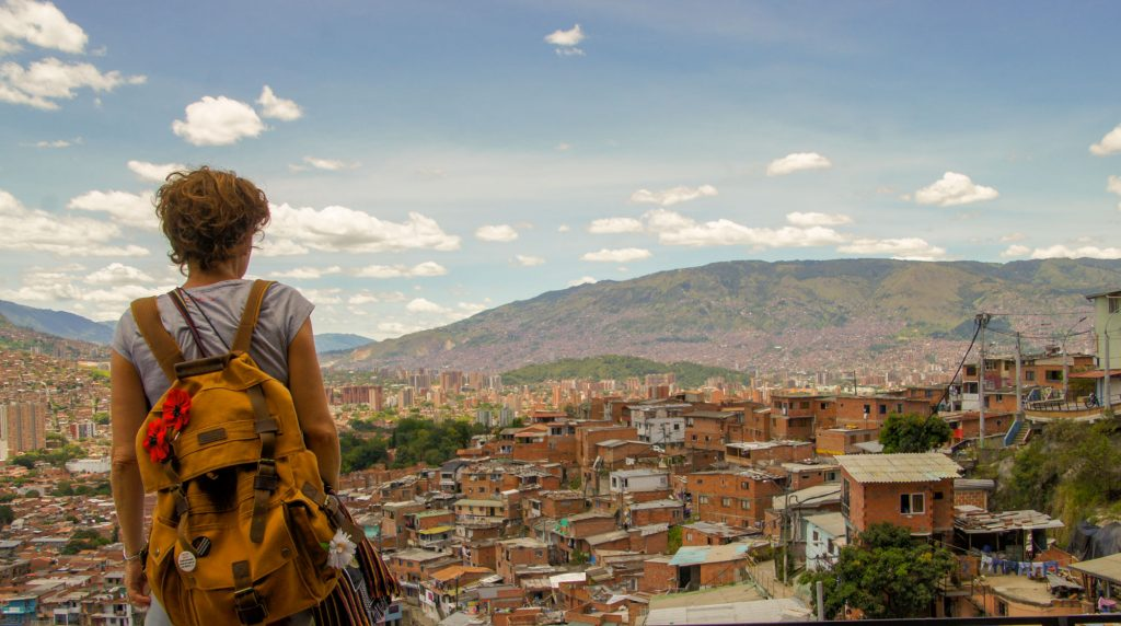 What to see in Medellin the Comuna 13