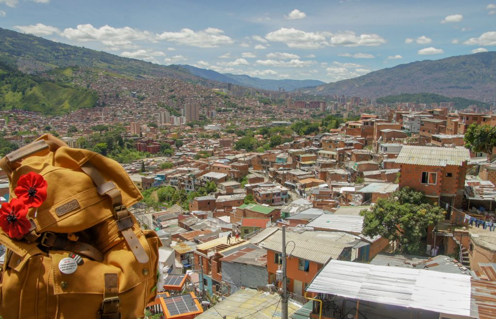Is medellin dangerous see comuna 13 is not