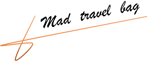 Mad travel bag