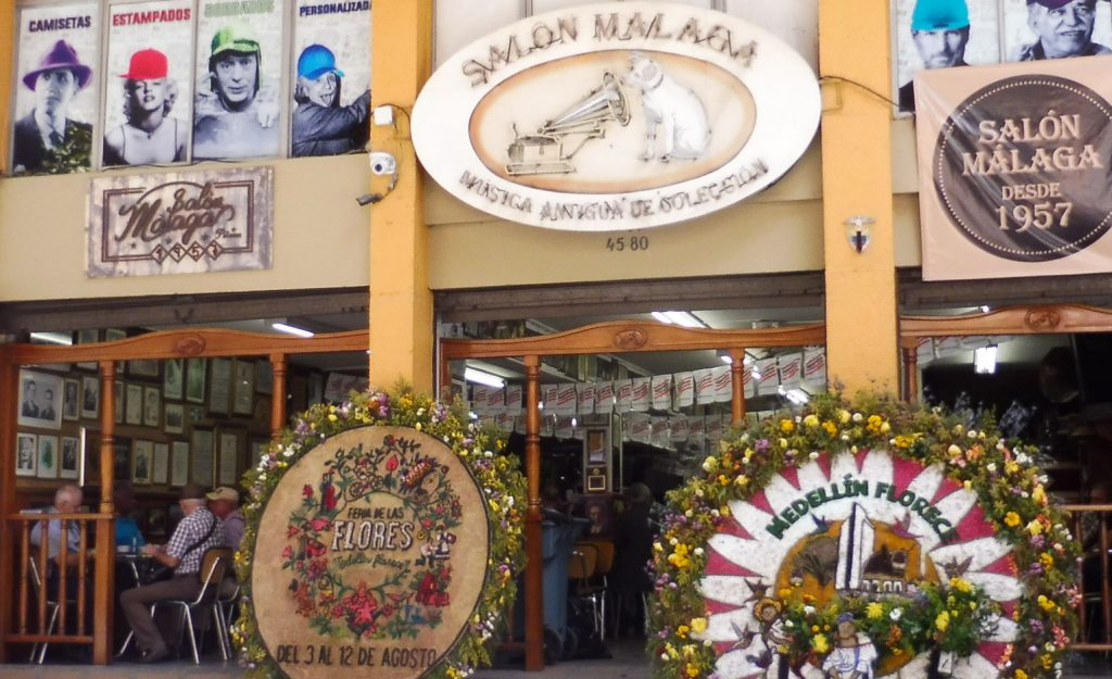 Salon malaga What to see in Medellin The historic center