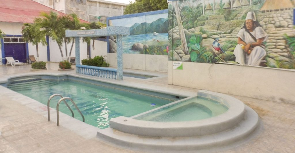 cheap hotel in santa marta