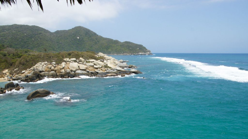 one day tour to visit park tayrona beaches