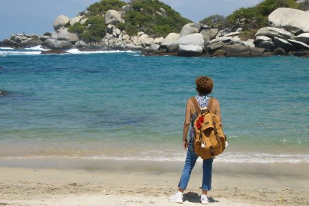 Tayrona Park in 1 day how to visit how to go what to see