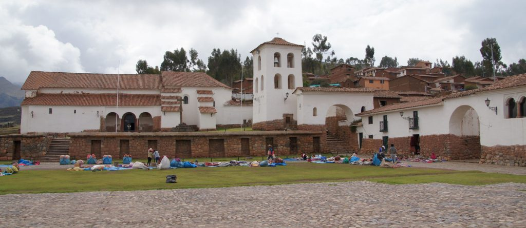 How to visit the Sacred Valley my itinerary CHINCHERO