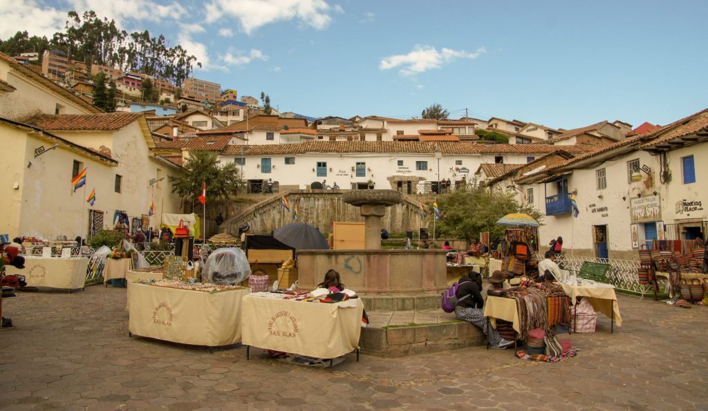 Cusco in 1 day - What to see and where to eat in Cuzco the San Blas district