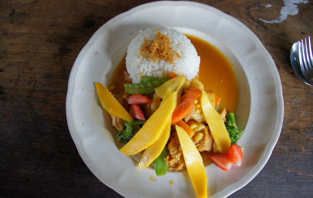Visit Yogyakarta in 1 days The water palace café