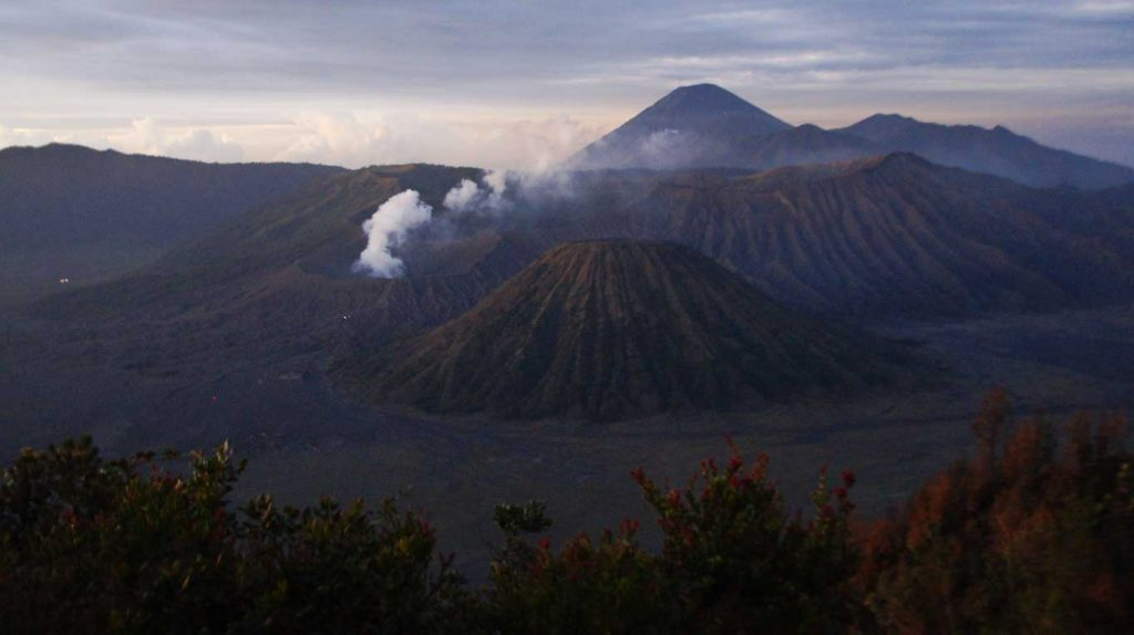 Bromo Volcan