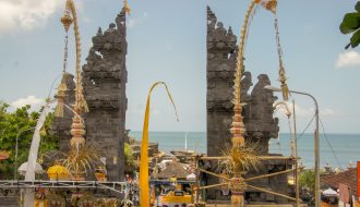 Bali in 4 days tour my itinerary and map