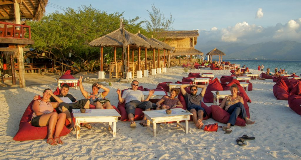 GILI AIR ISLAND IN 4 DAYS IN A PARADISE ISLAND