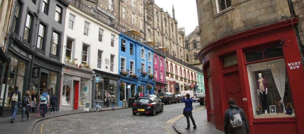 EDIMBOURG one of the 15 must see in my 2 weeks scotland tour