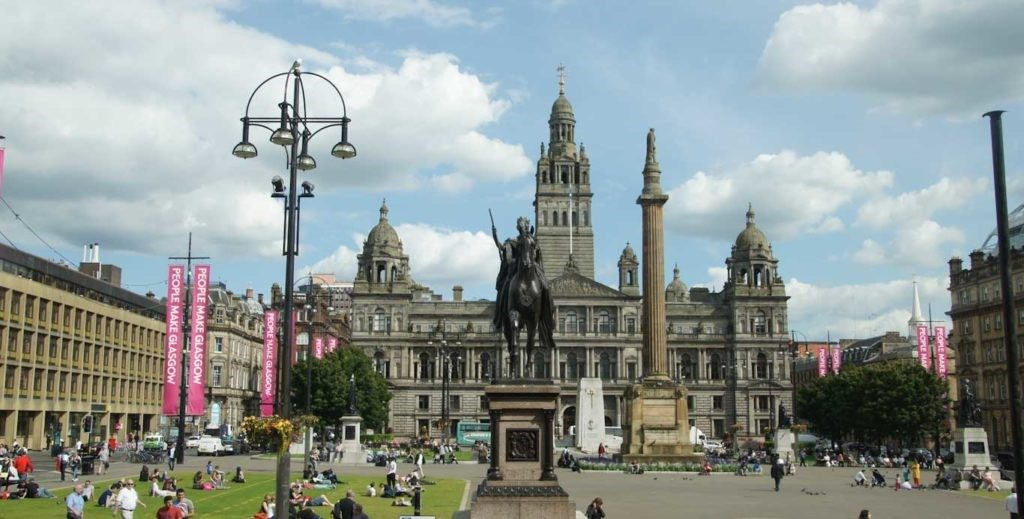 GLASGOW one of the best places of my 2 weeks tour in Scotland