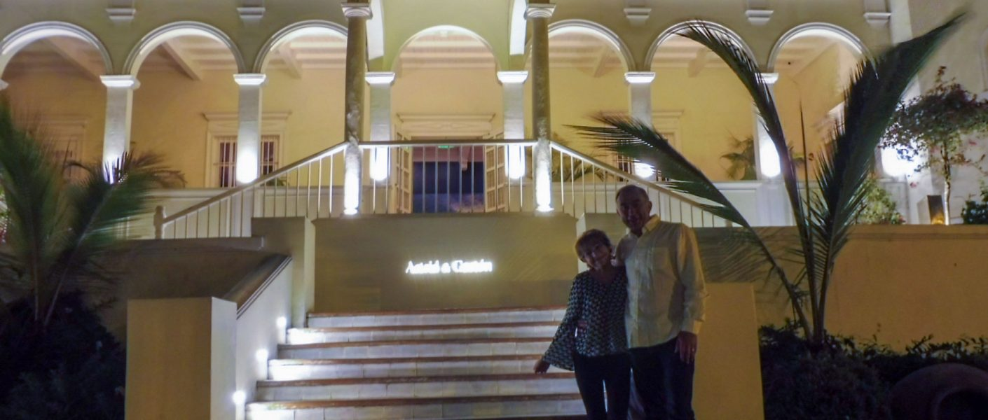 Astrid y Gaston restaurant one of the best restaurants in Lima