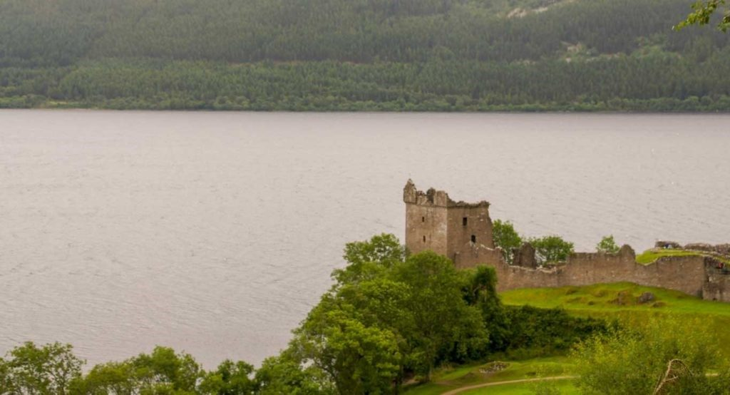 LOCH NESS LAKE ONE OF THE BEST PLACES IN MY 2 weeks tour in Scotland