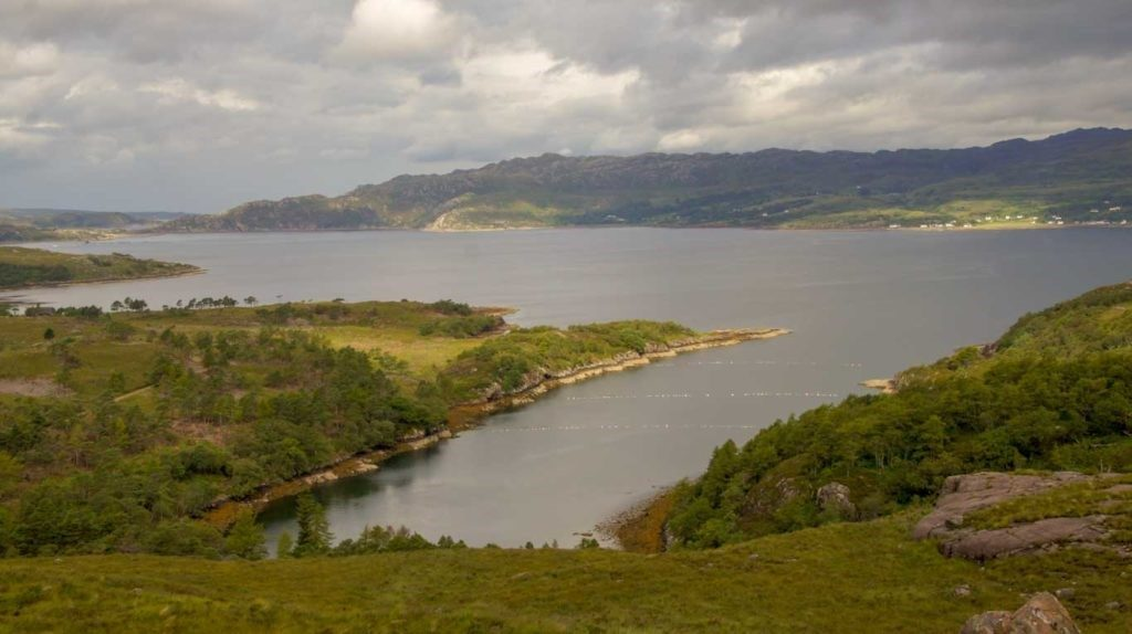 Loch Lomond one of the best places of my 2 weeks tour in Scotland