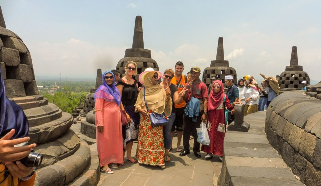 My 2 weeks indonesia tour with java bali and gili air