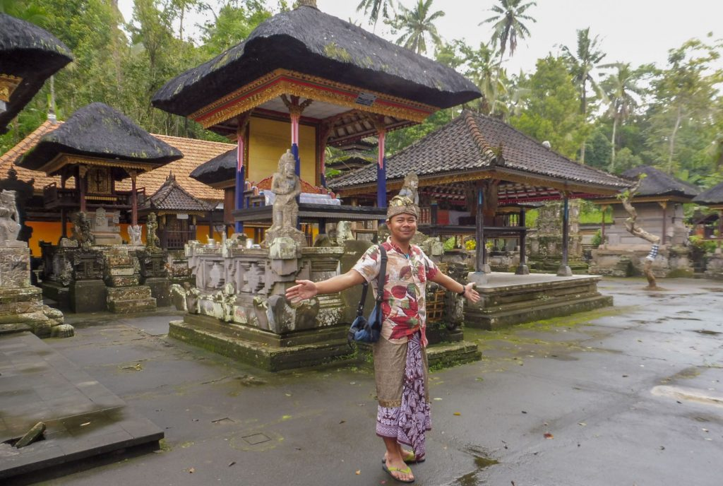 Bali center tour - Temples near Ubud