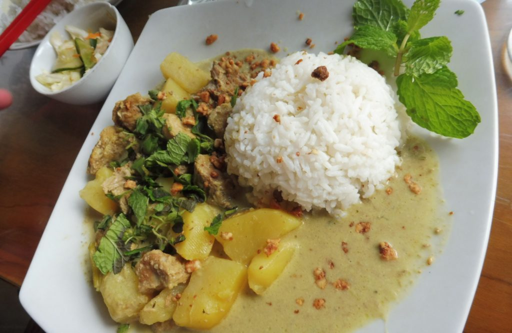 Ubud in 1 day restaurant Melting wok