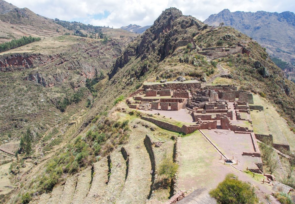 how to visit pisac from cusco pisac ruines
