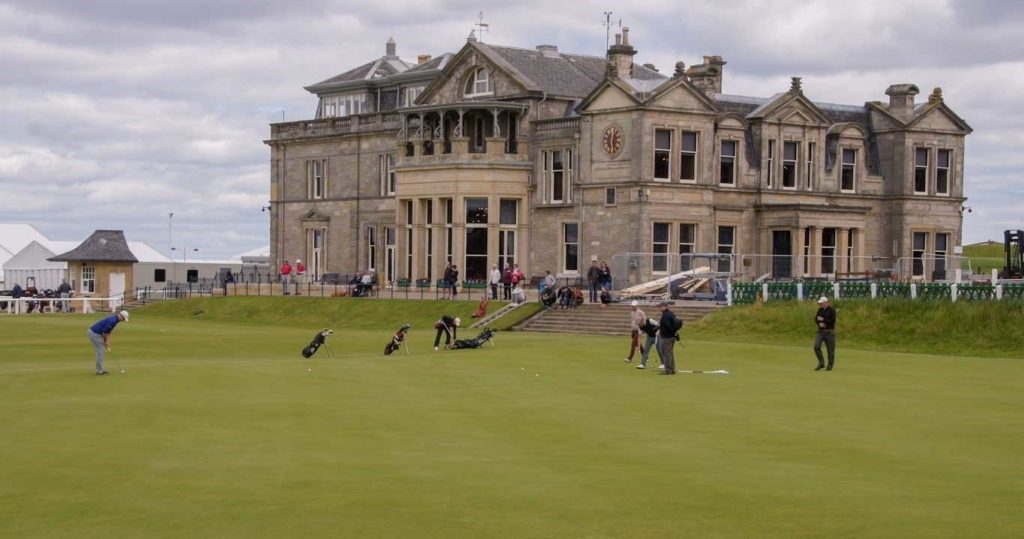 SAINT ANDREWS one of my 15 must see in my 2 weeks scotland tour