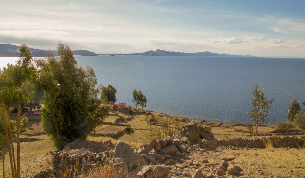 TAQUILE ISLAND in 1 day lake titicaca tour