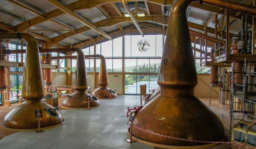 Spey Valley speyside and its distilleries in my 2 weeks scotland road trip