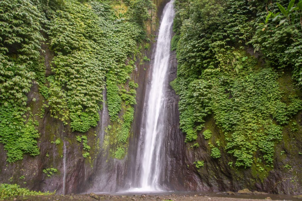 What to see in North of Bali Munduk waterfall
