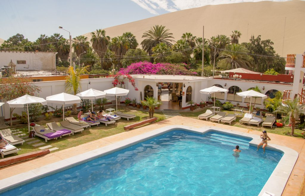 cheap hotels in Peru cheap hotel in huacachina
