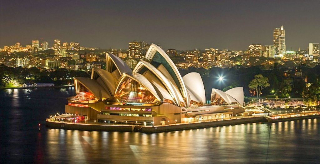3 weeks Australia Tour with itinerary and map