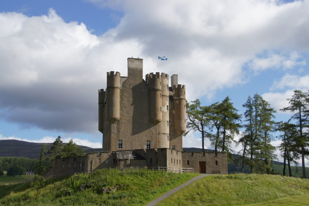 My Aberdeenshire tour and the Braemar Castle