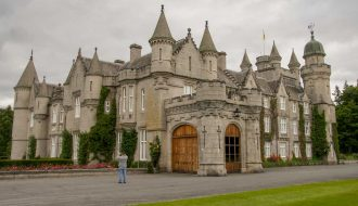 Visit Aberdeen the castles of the Grampian This is my circuit my itinerary and map