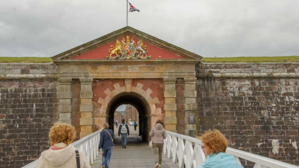 Highlands - Fort George