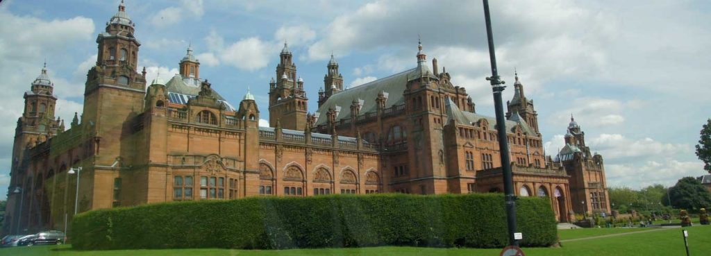 Kelvingrove Park and Museum
