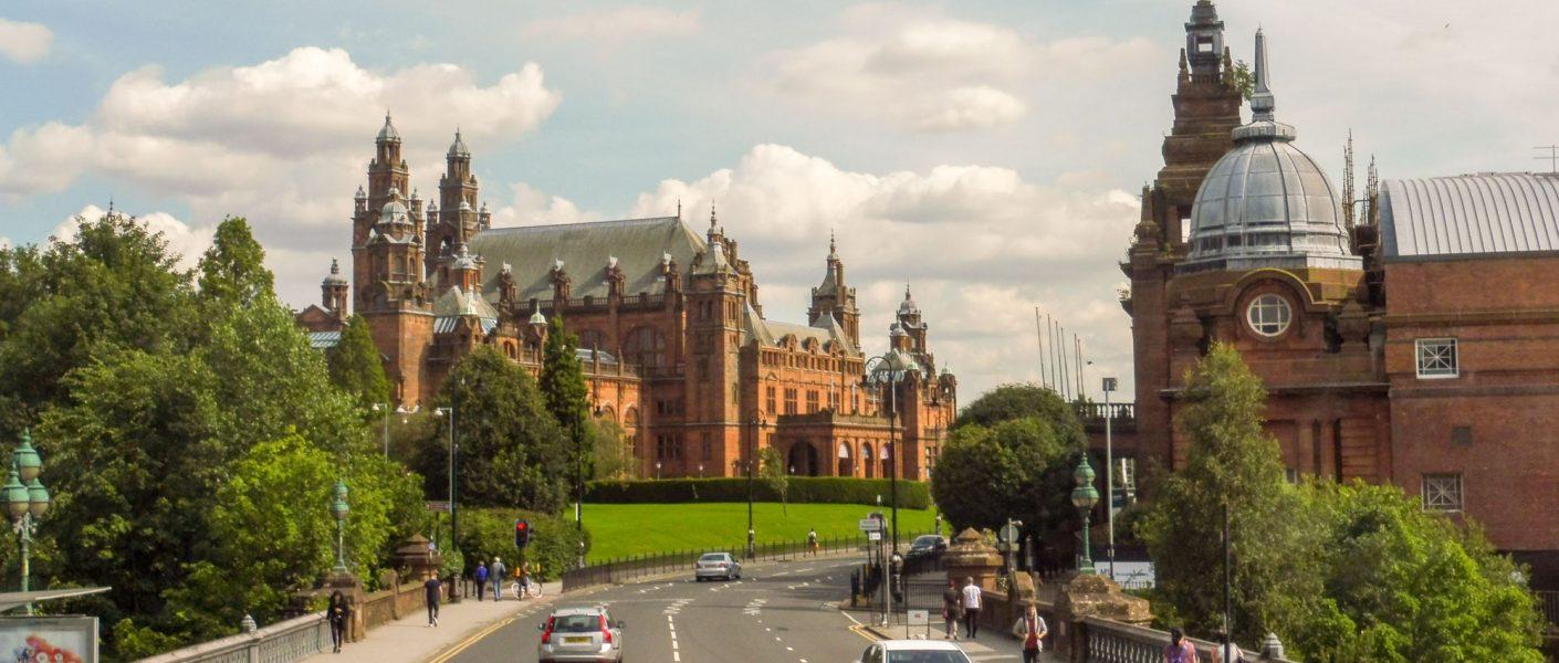 Glasgow in 1 day City tour with Glasgow best places