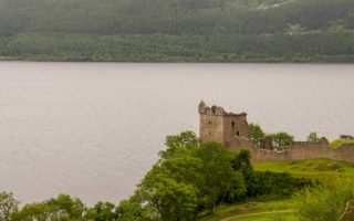 My experience around the Loch Ness