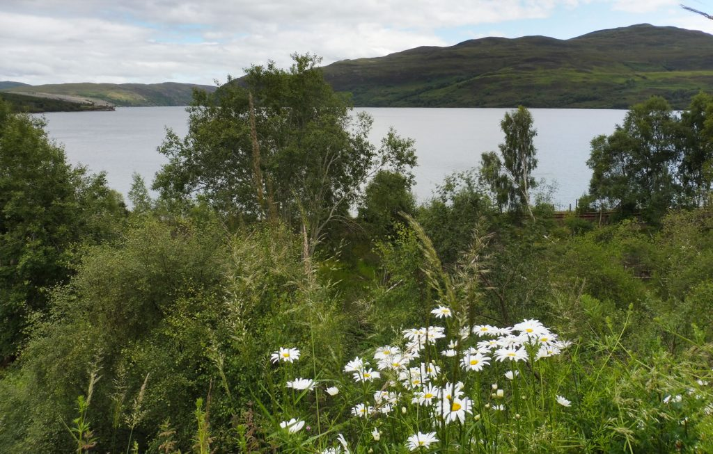 beautiful experience of the Loch Ness