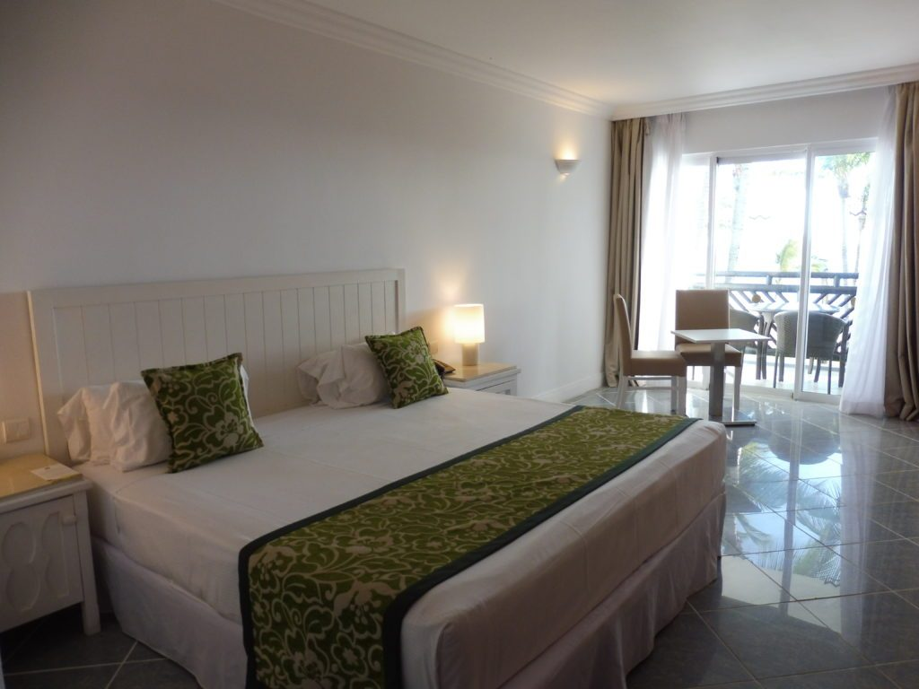 Our room in Riu Morne for article which is the best coast of Mauritius