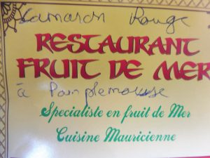 BEST RESTAURANT ON NORTH COAST OF MAURITIUS ISLAND