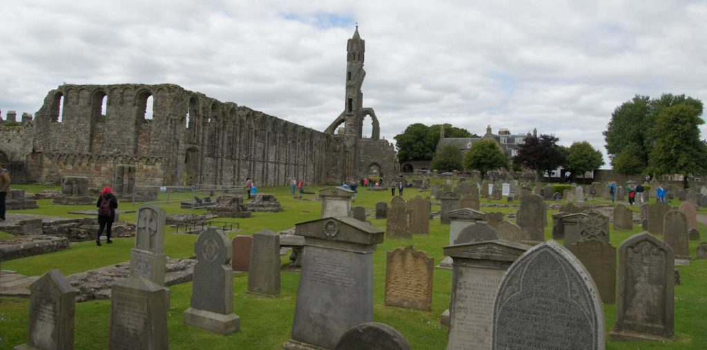 SAINT ANDREWS CATHEDRAL