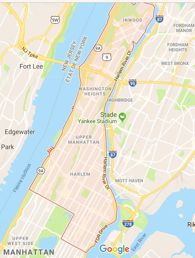 UPTOWN Best Manhattan neighborhoods