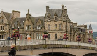 Our itinerary in the Highlands with Benromach and Fort George - Our Inverness city tour