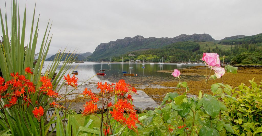 2 weeks in Scotland village of Plockton