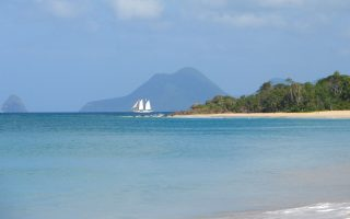 Martinique or Guadeloupe ? Where are the most beautiful beaches in Martinique