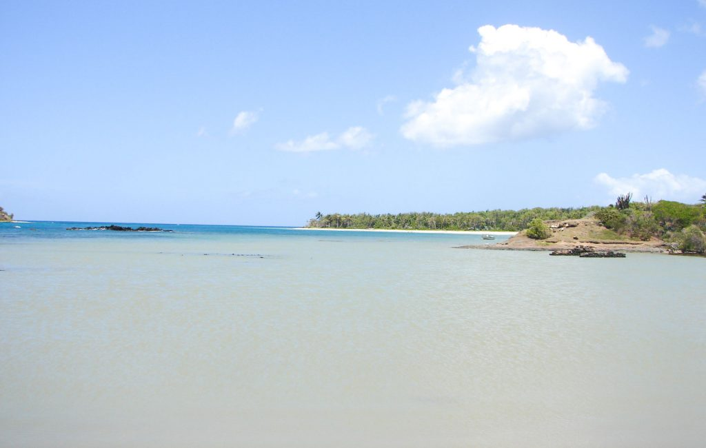 Martinique most beautiful beaches -  The Pointe Faula