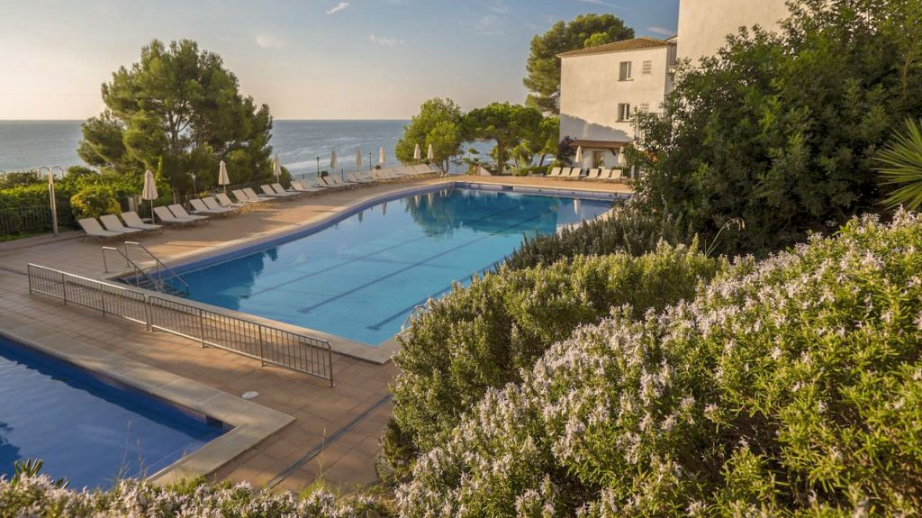 Best dog-friendly hotel in Catalonia on the Costa Brava Platja d'Aro Catalonia