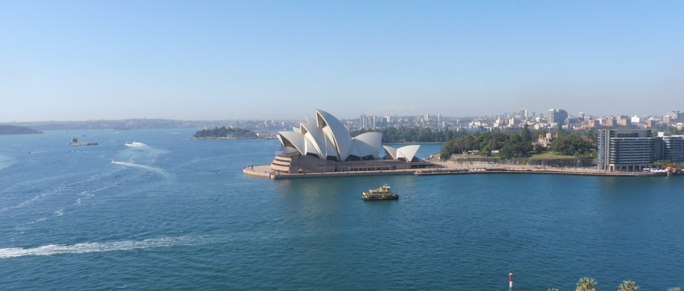 Sydney's must-see in 1 day My Sydney city tour walking itinerary with map